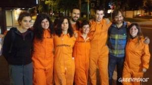 els 8 activistes empresonats
