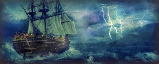 1 tormenta mar