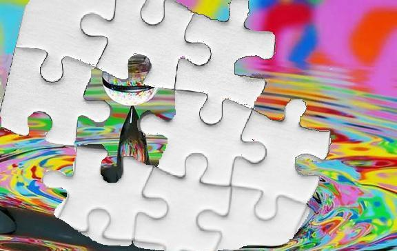 puzzle trencat