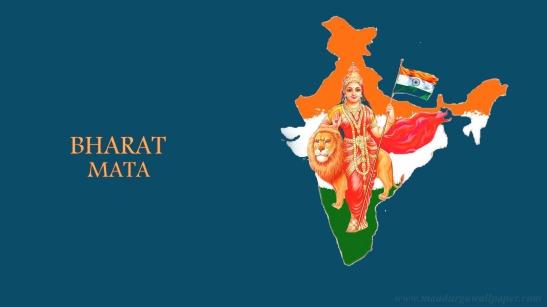 bharat-mata-picture