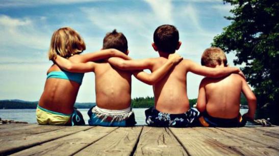 Niños-Amigos
