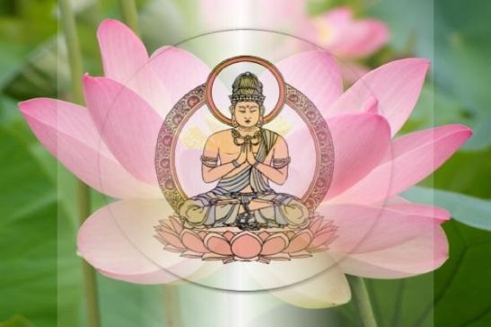 Flor-de-loto-en-el-budismo
