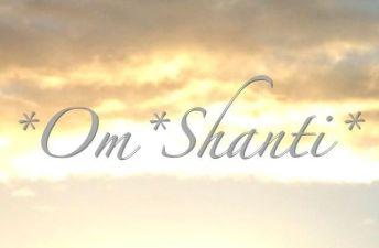 om shanti