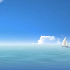 boat-at-sea,-cloud-164460