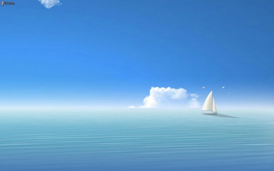 boat-at-sea,-cloud-164460