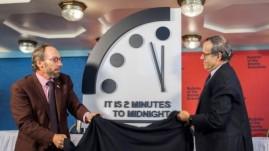 el Doomsday Clock