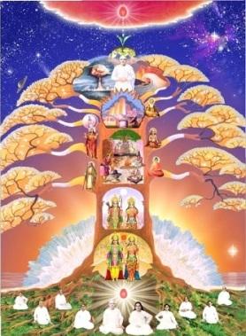 l'arbre del cicle humà