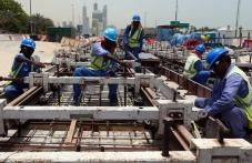 UAE-SOCIAL-WORKERS-STRIKE