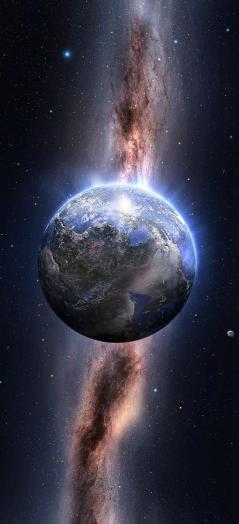 espacio-y-planeta-tierra