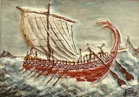 la-nave-de-ulises-de-justo-1983